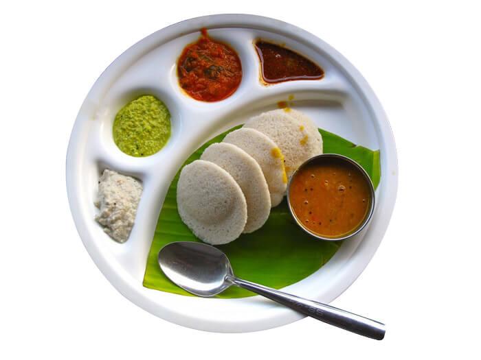 Expat Food CravingsIdli Sambar